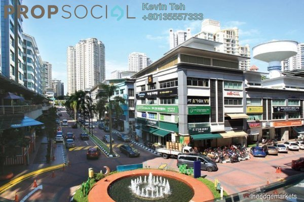 Shop For Rent in Solaris Mont Kiara, Mont Kiara Freehold Unfurnished 0R/0B 13k