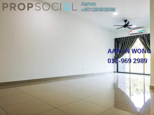 Condominium For Sale in Sutera Pines, Bandar Sungai Long Freehold Semi Furnished 4R/2B 530k
