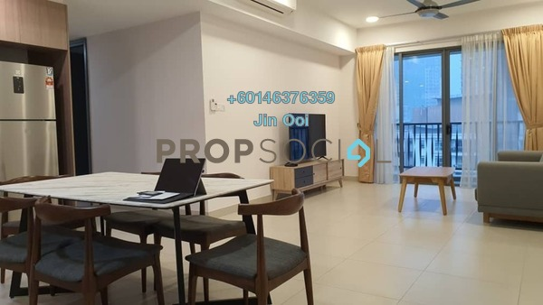 Condominium For Sale in Residensi Sefina, Mont Kiara Freehold Fully Furnished 3R/2B 1.15m