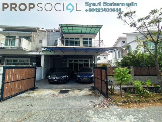 Semi-Detached For Sale in Royal Garden, Bandar Saujana Putra Freehold Unfurnished 5R/4B 750k