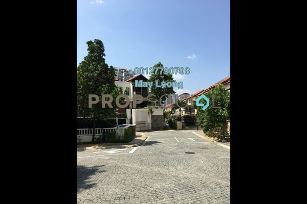 Semi-Detached For Sale in Tijani 2 South, Kenny Hills Freehold Semi Furnished 4R/5B 4.65m