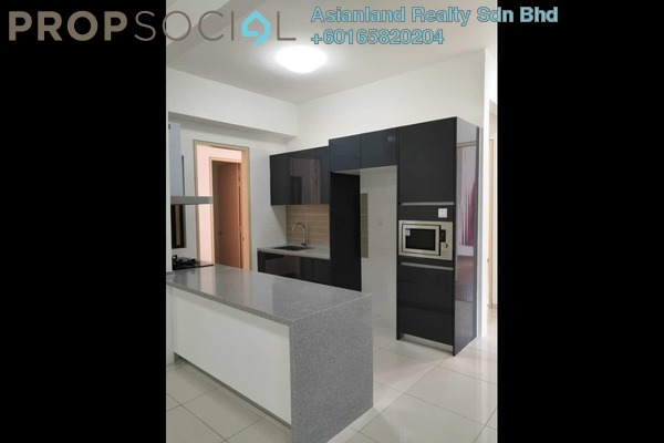 Condominium For Sale in Prima Harmoni 2 @ Bukit Prima Pelangi, Segambut Freehold Semi Furnished 3R/3B 735k