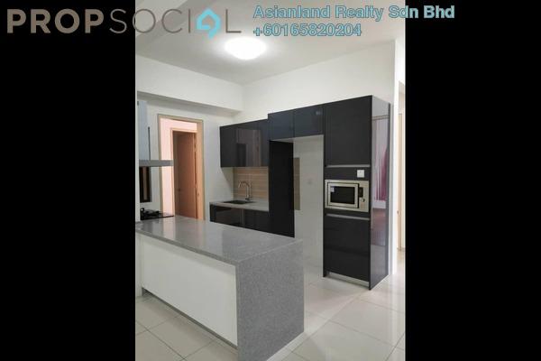 Condominium For Rent in Prima Harmoni 2 @ Bukit Prima Pelangi, Segambut Freehold Semi Furnished 3R/3B 2.3k