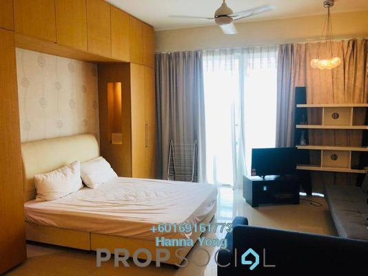 SoHo/Studio For Rent in Oasis Ara Damansara, Ara Damansara Freehold Fully Furnished 1R/1B 1.7k
