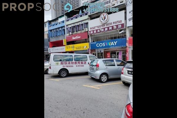 Shop For Rent in Taman United, Old Klang Road Freehold Unfurnished 0R/1B 4k
