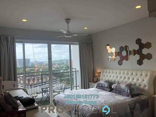 Serviced Residence For Rent in Pacific Place, Ara Damansara Freehold Semi Furnished 3R/3B 2.3k