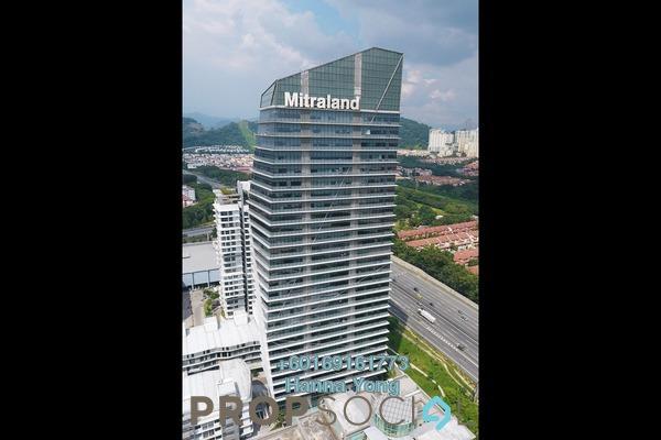 Office For Rent in Menara Mitraland, Kota Damansara Freehold Semi Furnished 0R/0B 2.3k