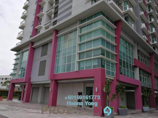 Shop For Rent in Pacific Place, Ara Damansara Freehold Unfurnished 0R/0B 10k