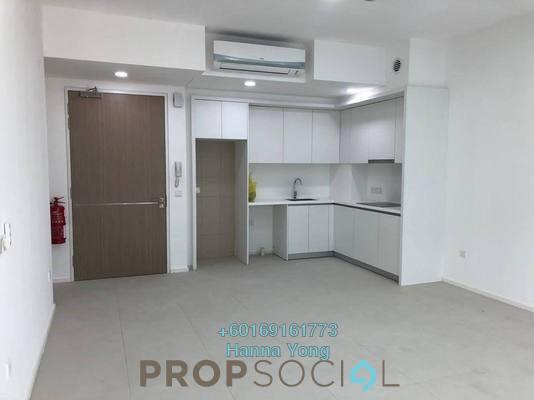 Serviced Residence For Rent in Cantara Residences, Ara Damansara Freehold Semi Furnished 1R/1B 1.7k
