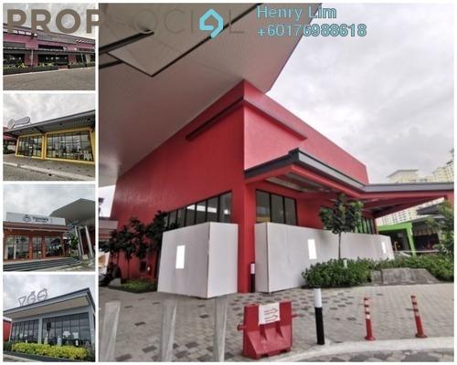 Shop For Rent in Danau Kota, Setapak Freehold Unfurnished 0R/0B 2.3k