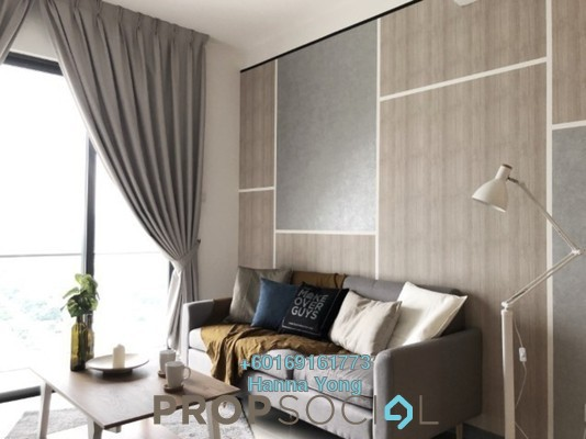 Serviced Residence For Rent in United Point Residence, Segambut Freehold Fully Furnished 3R/2B 2.2k