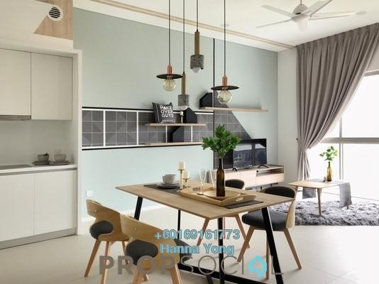 Serviced Residence For Rent in Cantara Residences, Ara Damansara Freehold Fully Furnished 2R/1B 2.4k