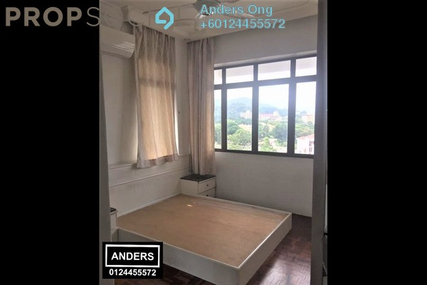 Condominium For Rent in University Heights, Sungai Dua Freehold Fully Furnished 3R/2B 1.5k