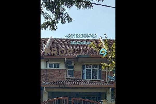 Terrace For Sale in Section 4, Bandar Mahkota Cheras Freehold Semi Furnished 4R/3B 658k