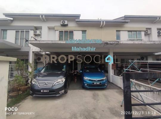 Terrace For Sale in Taman Sutera, Kajang Freehold Semi Furnished 4R/3B 580k