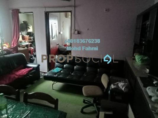 Apartment For Sale in Taman Setiawangsa, Setiawangsa Leasehold Semi Furnished 2R/1B 175k