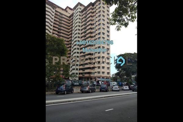 Apartment For Sale in Taman Setapak Jaya, Setapak Leasehold Unfurnished 3R/2B 275k