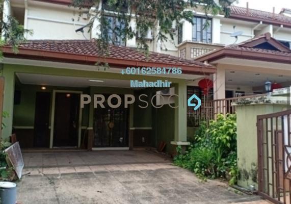 Terrace For Sale in Damai Jasa, Alam Damai Freehold Semi Furnished 4R/3B 720k