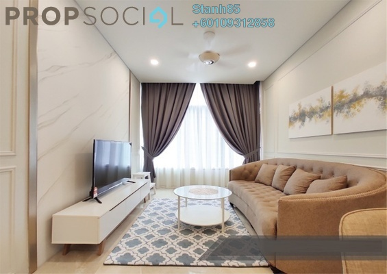 Condominium For Rent in Sky Suites @ KLCC, KLCC Freehold Fully Furnished 3R/2B 3.5k