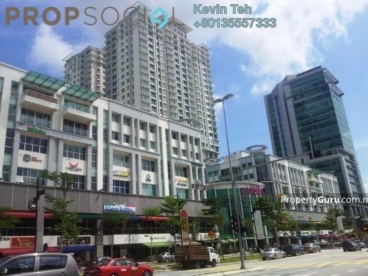 Condominium For Rent in Solaris Dutamas, Dutamas Freehold Fully Furnished 3R/2B 4.8k