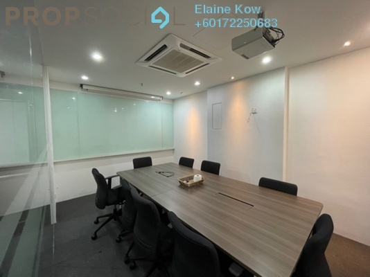 Office For Rent in One Mont Kiara, Mont Kiara Freehold Fully Furnished 0R/0B 8.5k