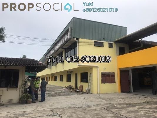 Factory For Rent in Tasek Industrial Estate, Ipoh Freehold Unfurnished 0R/0B 18k