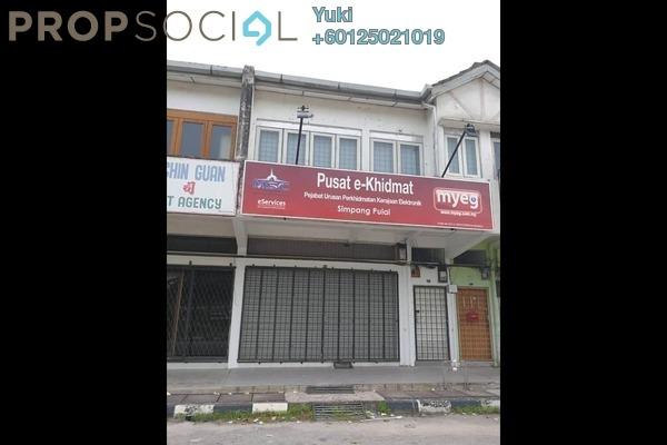 Shop For Sale in Taman Chandan Desa, Simpang Pulai Leasehold Unfurnished 2R/3B 498k