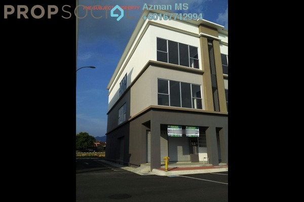 Shop For Rent in Bandar Rinching, Semenyih Freehold Unfurnished 0R/0B 5k