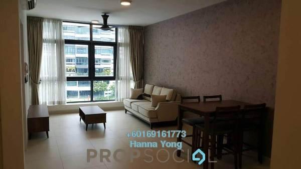 Serviced Residence For Rent in AraGreens Residences, Ara Damansara Freehold Fully Furnished 2R/1B 2.1k