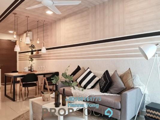 Serviced Residence For Rent in H2O Residences, Ara Damansara Freehold Fully Furnished 2R/2B 2.4k