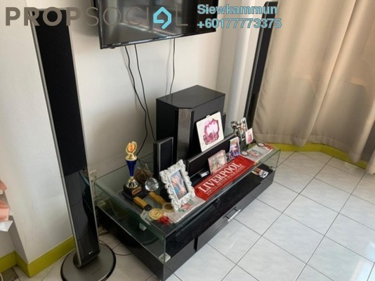 Apartment For Rent in D'Shire Villa, Kota Damansara Freehold Fully Furnished 3R/2B 1.3k