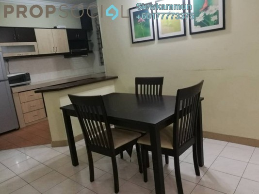 Apartment For Rent in D'Shire Villa, Kota Damansara Freehold Fully Furnished 3R/2B 1.4k