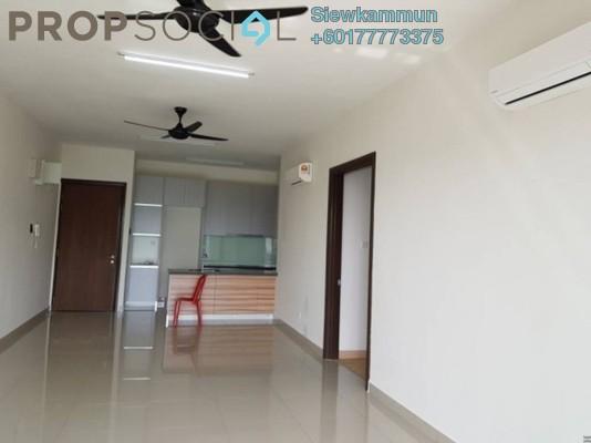 Condominium For Sale in Sphere Damansara, Damansara Damai Freehold Semi Furnished 3R/2B 470k