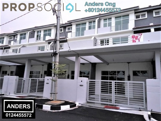 Terrace For Sale in Taman Kota Permai, Bukit Mertajam Freehold Unfurnished 5R/5B 750k