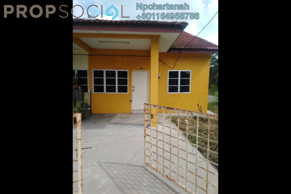 Land For Sale in Taman Lekir Indah, Sitiawan Freehold Unfurnished 3R/2B 220k