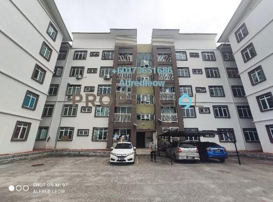 Apartment For Sale in Bandar Armada Putra, Port Klang Freehold Unfurnished 3R/2B 230k