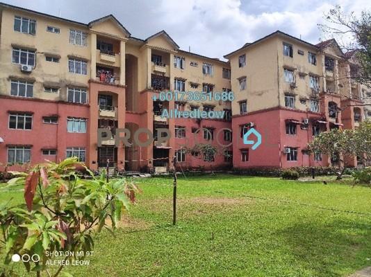 Apartment For Sale in Bandar Armada Putra, Port Klang Freehold Unfurnished 3R/2B 192k