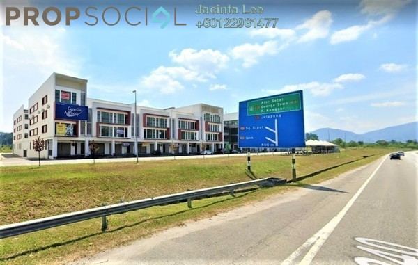 Shop For Sale in Atrio @ Lang Valley, Ipoh Leasehold Unfurnished 0R/6B 688k