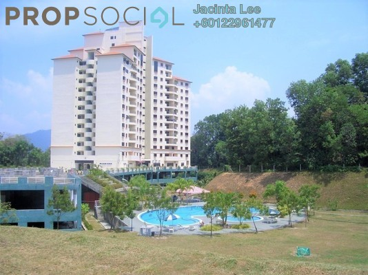 Condominium For Sale in Teluk Batik Holiday Apartment, Lumut Freehold Unfurnished 5R/4B 242k