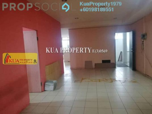 Office For Rent in Jalan Sekama, Kuching Freehold Unfurnished 0R/0B 600translationmissing:en.pricing.unit