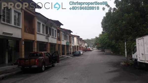 Shop For Sale in Bandar Sunway Semenyih, Semenyih Freehold Unfurnished 0R/4B 750k