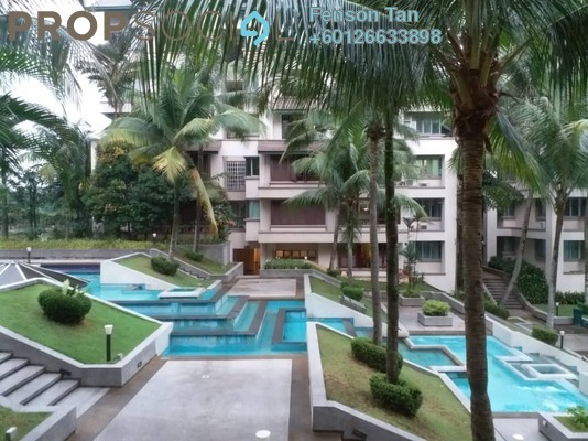 Condominium For Rent in Riana Green, Tropicana Freehold Fully Furnished 2R/2B 2.4k