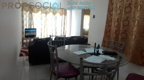 Apartment For Sale in Residensi Bistaria, Ukay Freehold Unfurnished 3R/2B 285k