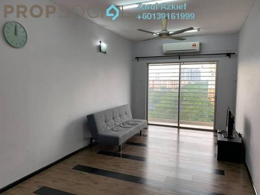Condominium For Sale in Casa Idaman, Jalan Ipoh Freehold Fully Furnished 3R/2B 430k