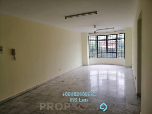 Condominium For Sale in Endah Regal, Sri Petaling Freehold Semi Furnished 3R/2B 320k