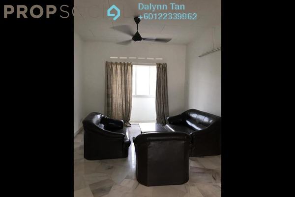 Apartment For Rent in Goodyear Court 1, UEP Subang Jaya Freehold Semi Furnished 3R/1B 1.2k