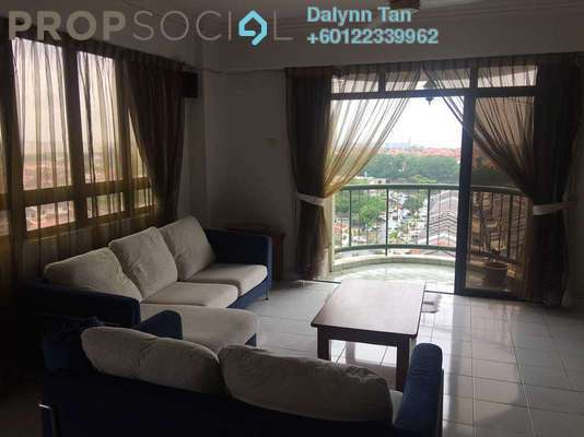 Condominium For Rent in Mutiara Oriental, Tropicana Freehold Fully Furnished 3R/2B 2k