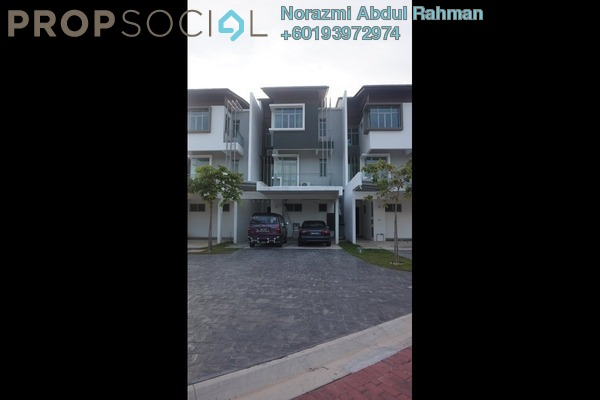 Superlink For Rent in Symphony Hills, Cyberjaya Freehold Fully Furnished 4R/5B 3.8k