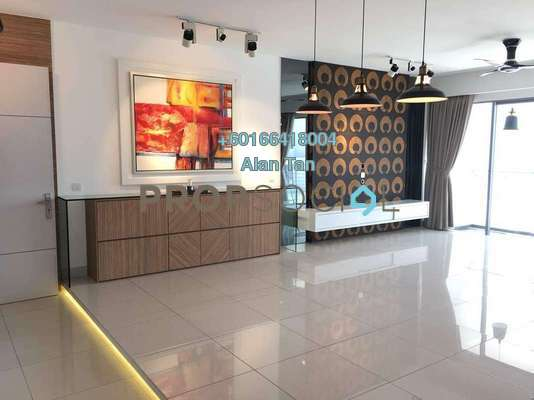 Condominium For Rent in The Westside One, Desa ParkCity Freehold Semi Furnished 3R/2B 4.7k