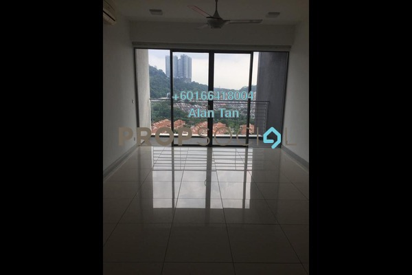 Condominium For Rent in The Westside One, Desa ParkCity Freehold Semi Furnished 1R/1B 2.4k